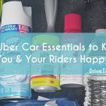 21 Uber Car Essentials to Keep You and Your Riders Happy