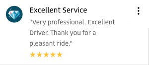 5 Star Uber Driver Ratings Professional Compliment2