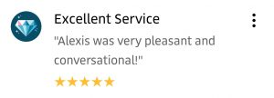 5 Star Uber Driver Ratings Polite and friendly compliment2